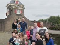 Lindy en familie